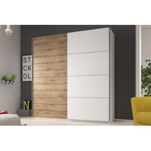 Stanley 2 Door Sliding Wardrobe By Selsey Living
