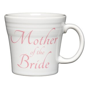 Tapered Mother of the Bride Coffee Mug