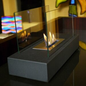 Incendio Bio-Ethanol Tabletop Fireplace