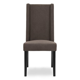 Gracie Oaks Wakerobin Upholstered Dining Chair