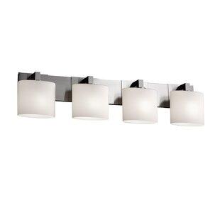 Shopping for Luzerne 4-Light Vanity Light ByBrayden Studio