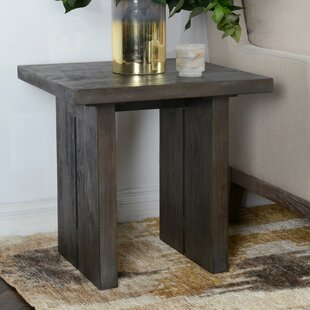 Great Price Ivar End Table By Gracie Oaks