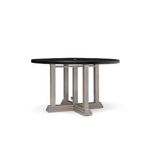 Metal Dining Table by Canora G..
