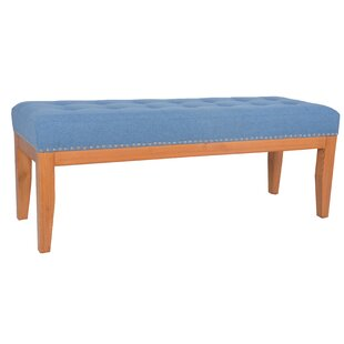 Lilian Upholstered Bench by Porthos Home #1