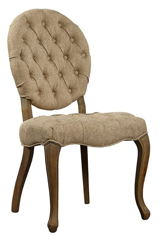 Lovely Pleasant Valley Side Chair
