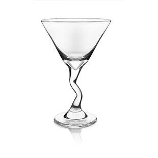 Glass Martini Set Of 4
