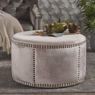 Loree Cocktail Ottoman by ..