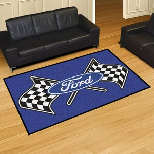 Ford - Ford Flags Tailgater Mat