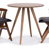 Javi Bistro Dining Table by Wrought Studio™