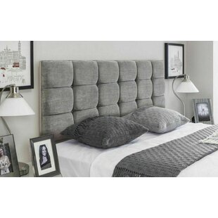 Review Ontiveros Upholstered Headboard