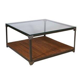 Claverton Vintage Coffee Table by 17 Stories