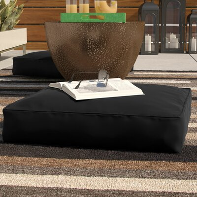Hinkson Indoor/Outdoor Floor Pillow by Brayden Studio Discount