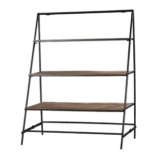 Byxbee Folding Ladder Bookcase
