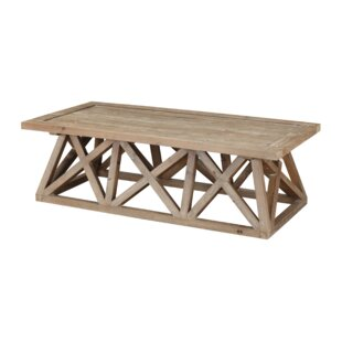 Micah Coffee Table by Union Rustic