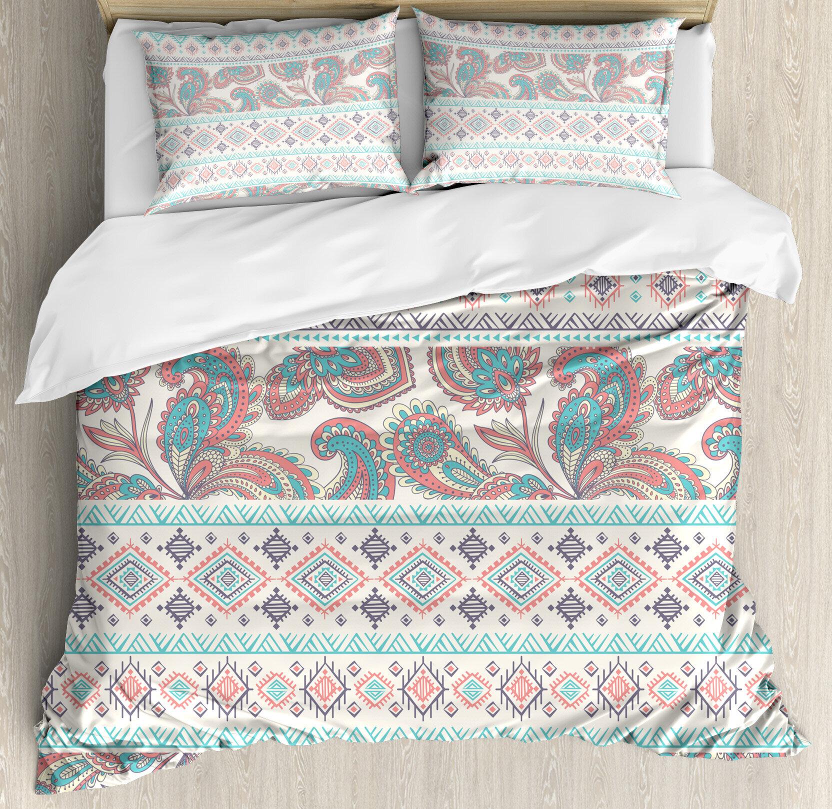 set print tribal hei bath home stripe bed comforter p wid bedding attention piece prod qlt comforters