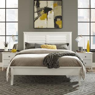 Grain Wood Furniture Greenport Queen Platform Bed