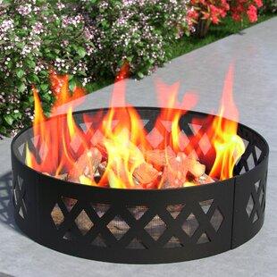 Regal Flame Crossweave Steel Wood Burning..