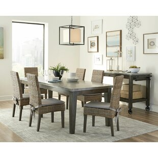 Onaway 7 Piece Dining Set Gracie Oaks
