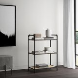Courtland Etagere Bookcase by Greyleigh