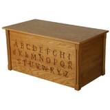 Netto Oak Toy Box by Harriet Bee
