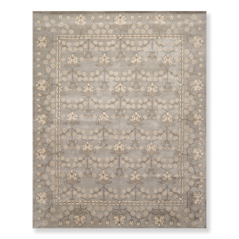 Charlton Home Worthley Hand Tufted Wool