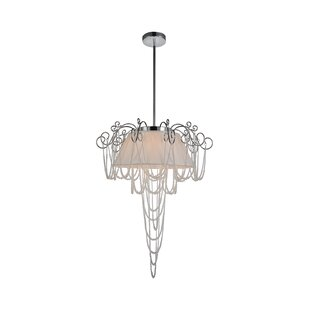 CWI Lighting 5-Light Cone Pendant