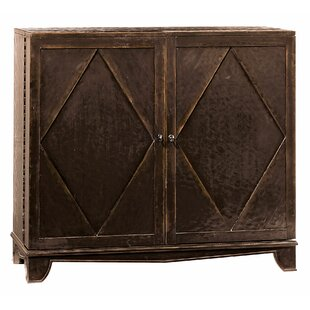 Vintage Patina Bar Cabinet by Bernhardt