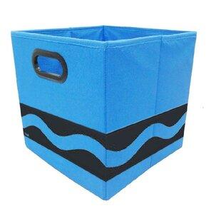 Teal Storage Bins | Wayfair