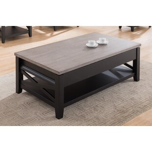 Gracie Oaks Dolliver Rectangular Coffee Table by Simmons Casegoods