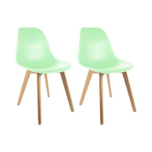 Fuentes Dining Chair (Set Of 2) By Mercury Row