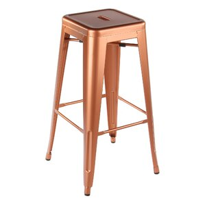 Worsley Bar Stool by Brayden Studio