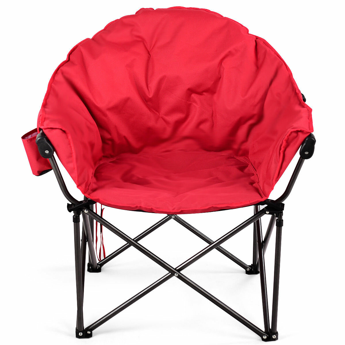 Magnificent Freeport Park Cheshire Oversized Moon Folding Camping Chair Dailytribune Chair Design For Home Dailytribuneorg