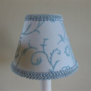 Look for Rapunzel's Tower 11 Fabric Empire Lamp Shade By Silly Bear Lighting