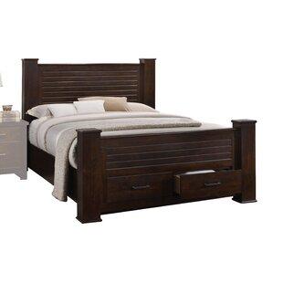 Palmore Storage Platform Bed