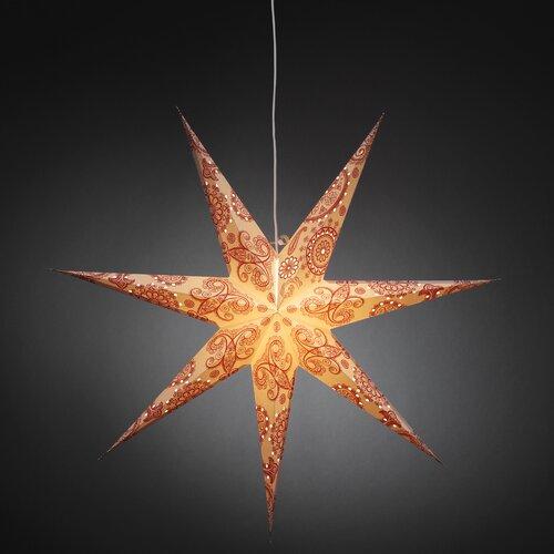 Weihnachtsleuchte Stern Konstsmide   Weihnachten > Weihnachtsbeleuchtung   Konstsmide