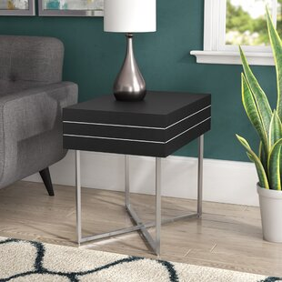 Vera End Table by Wade Logan