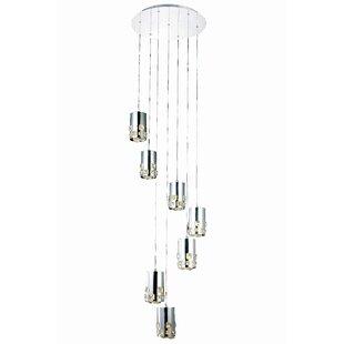 Verline 7-Light Pendant by Everly Quinn