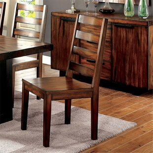 Sadler Side Dining Chair (Set of 2) Loon Peak