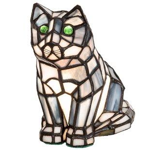Sassy Cat 7 Table Lamp