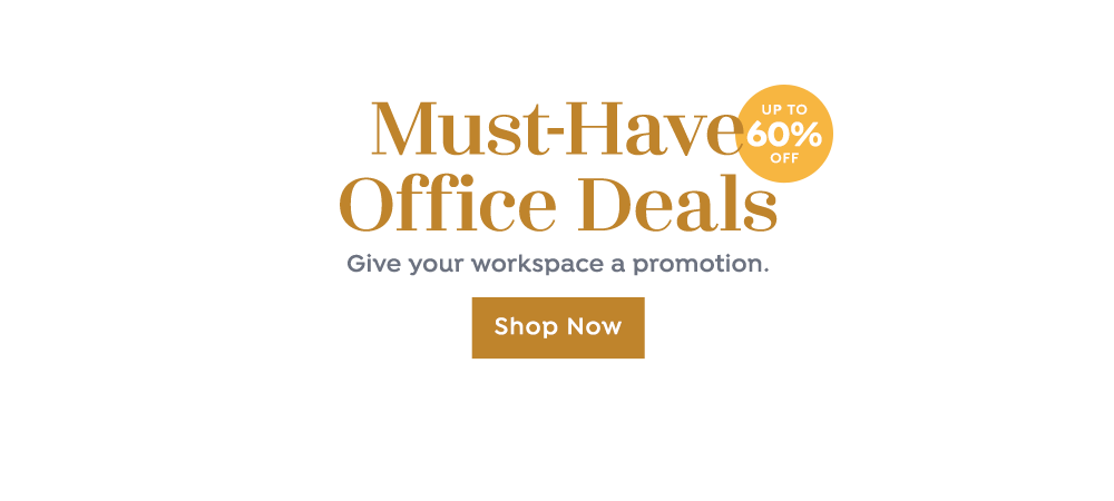 Must-Have Office Deals