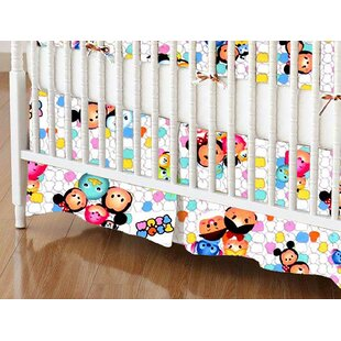 Tsum Tsum Crib Skirt BySheetworld