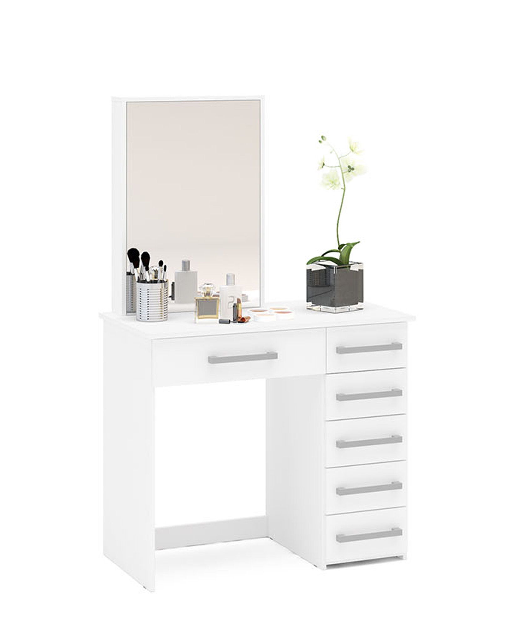 White Makeup Vanities Free Shipping Over 35 Wayfair