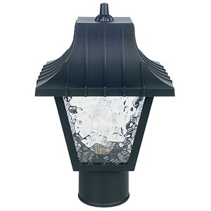 Glass Outdoor 1-Light Lantern Head
