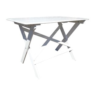 Arlot Wooden Dining Table Image