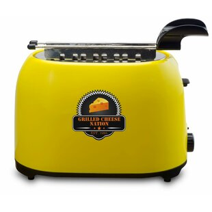 2 Slice Grilled Cheese Toaster