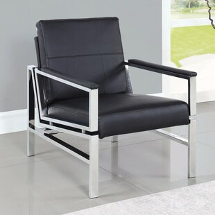 Orren Ellis Mosca Modernly Sophisticated Armchair