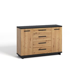 Michaud 4 Drawer Combi Chest By Union Rustic