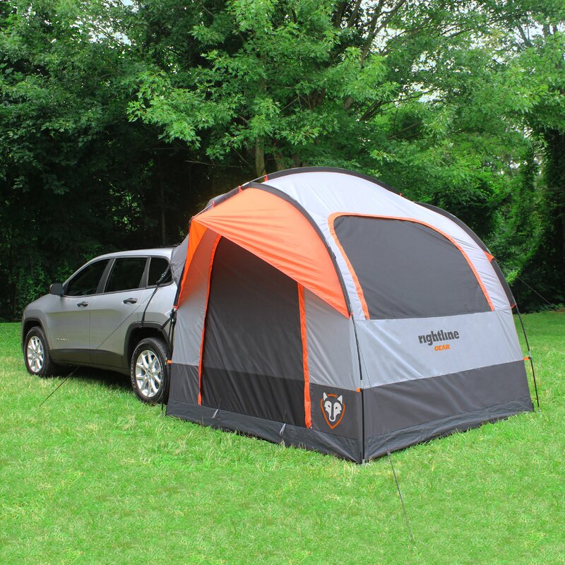 SUV 4 Person Tent & Rightline Gear SUV 4 Person Tent u0026 Reviews | Wayfair