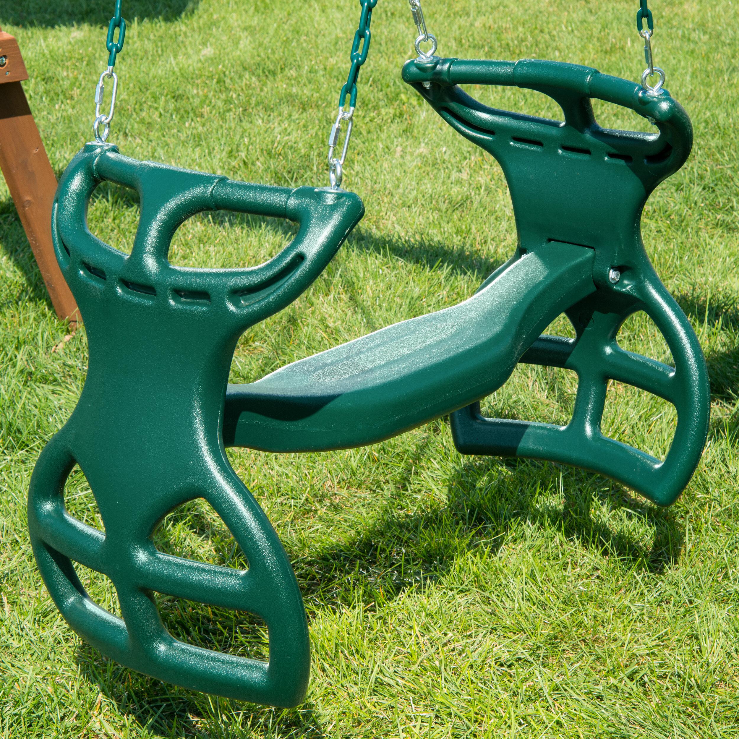 Swing N Slide Metal And Plastic Two