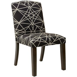Thad Camel Back Upholstered Dining Chair